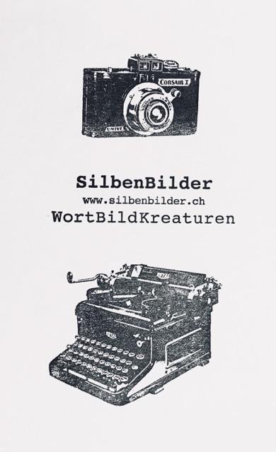 Wortbildkreaturen Silbenbilder Kristian Kaiser